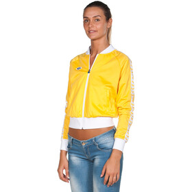 arena Relax IV Team Giacca Donna, lily yellow/white/lily yellow